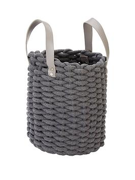 Very Cotton Weaved Basket Picture
