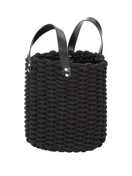cotton-weave-storage-basket