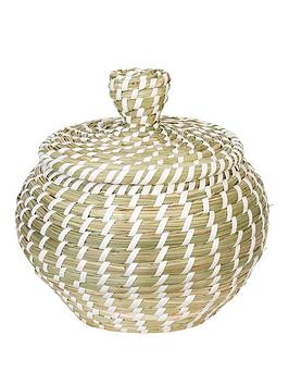Very Natural Weaved Basket Picture
