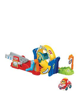Vtech Vtech Toot-Toot Drivers 360 Loop Track Picture