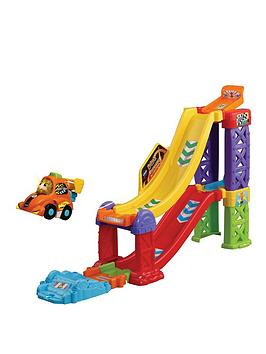 Vtech Vtech Toot-Toot Drivers 3 In1 Rampway Picture