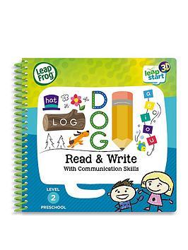LeapFrog  Leapfrog Read & Write Activity Book 3D