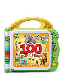 LeapFrog Leapfrog 100 Words Animal Book Picture