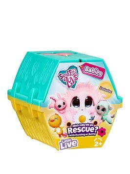 Scruff-A-Luvs Scruff-A-Luvs Scruff-A-Luvsbabies Surprise Rescue Pe Picture