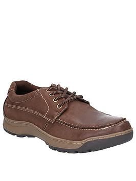 Hush Puppies Hush Puppies Tucker Lace Up Shoes - Brown Picture
