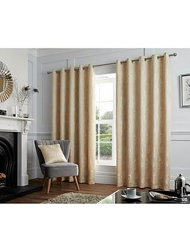 curtina-feather-lined-eyelet-curtains