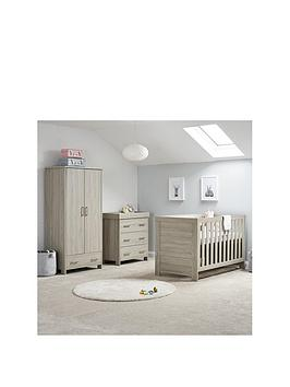 OBaby Obaby Nika 3-Piece Nursery Room Set Picture