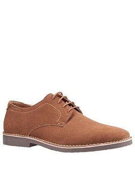 Hush Puppies Hush Puppies Archie Desert Shoes - Tan Picture