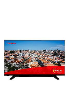 Toshiba Toshiba 43U2963Db, 43 Inch, 4K Ultra Hd, Hdr, Freeview Play, Smart  ... Picture