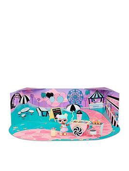 L.O.L Surprise! L.O.L Surprise! Furniture Ice Cream Pop-Up With Bon Bon Picture