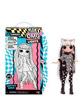 L.O.L Surprise! L.O.L Surprise! O.M.G. Lights Groovy Babe Fashion Doll  ... Picture