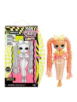 L.O.L Surprise! L.O.L Surprise! O.M.G. Lights Dazzle Fashion Doll With 15  ... Picture