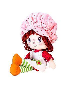 Strawberry Shortcake Strawberry Shortcake 40Th Anniversary Soft Doll