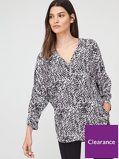 v-by-very-notch-neck-longline-tunic-monoprint