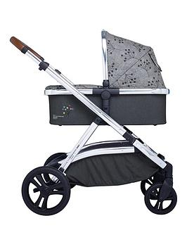 Cosatto Cosatto Wow Xl Pushchair, Carrycot, Mode Adaptors, Raincover &Amp;  ... Picture