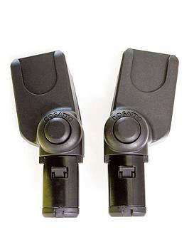 Cosatto Cosatto Dock Car Seat / Multi Brand Adaptors (For Wow Xl) - Black Picture