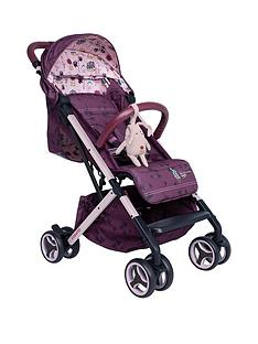 cosatto-woosh-xl-pushchair-with-raincover-toy-fairy-garden