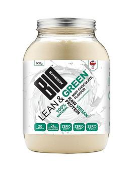 Bio Synergy   Lean & Green Vegan Protein - Choc Mint