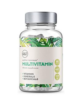 Active Woman   Multivitamin & Botanicals