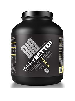 Bio Synergy Bio Synergy Whey Better - Vanilla Picture
