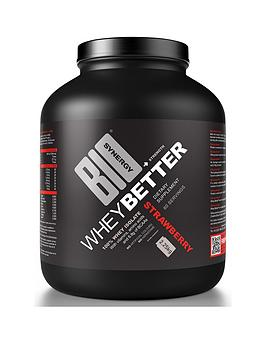 Bio Synergy   Whey Better - Strawberry