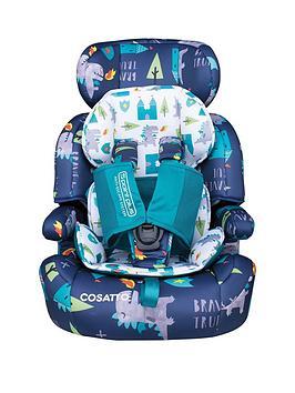 Cosatto Cosatto Zoomi Group 123 Car Seat - Dragon Kingdom Picture