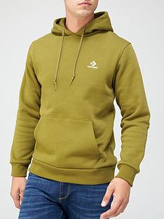 converse-embroidered-star-chevron-pullover-hoodie-moss-greennbsp