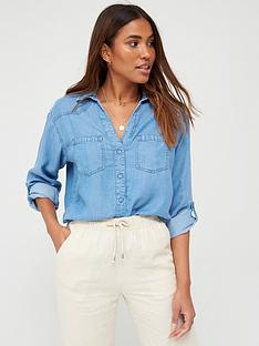v-by-very-soft-touch-denim-casual-shirt-denim