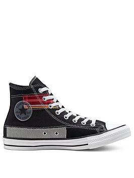 converse-chuck-taylor-all-starnbsppatchwork-hi-tops-blacknbsp