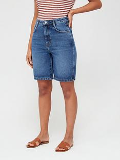 v-by-very-bermuda-denim-shorts-mid-wash
