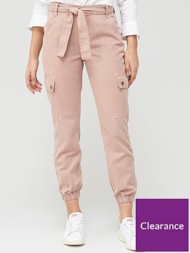 v-by-very-cargo-jogger-trouser-pink