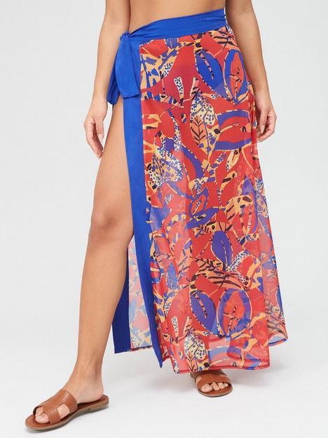 pour-moi-chiffon-sarong-skirt-multi