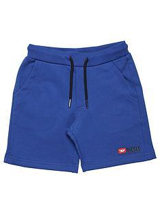 diesel-boys-classic-jersey-short-blue