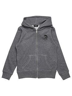 diesel-boys-logo-zip-through-hoodie