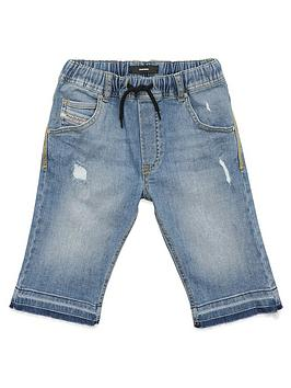 Diesel Diesel Boys Denim Jog Short Picture