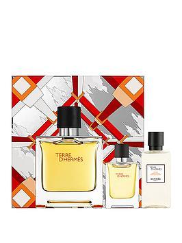 Hermes Hermes Terre D'Hermes Pure Parfum 75Ml, 12.5Ml Minature &Amp;  ... Picture
