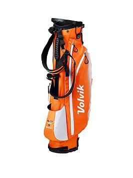 Volvik Volvik Vivid Golf Standbag Orange Picture