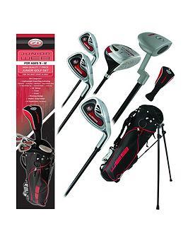 Go Golf Go Golf Go Junior Web Golf Box Set Red Ages 9-12 Picture