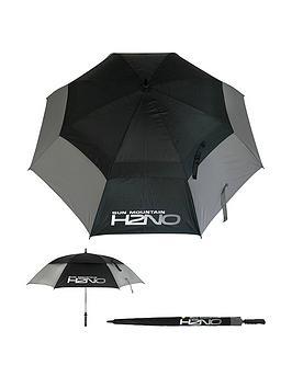Sun Mountain H2No Umbrella Grey/Black