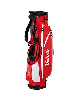 Volvik Volvik Vivid Golf Standbag Red Picture
