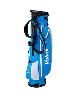 Volvik Volvik Vivid Golf Standbag Blue Picture