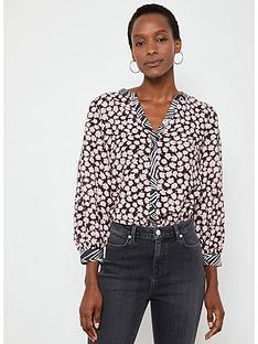 mint-velvet-elle-floral-contrast-blouse-black