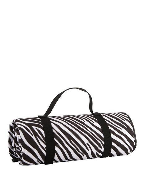 summerhouse-by-navigate-madagascar-zebra-stripe-picnic-blanket
