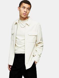 topman-cord-zip-overshirt-ecru