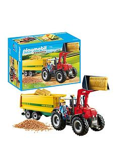 playmobil-playmobil-country-tractor-with-feed-trailer