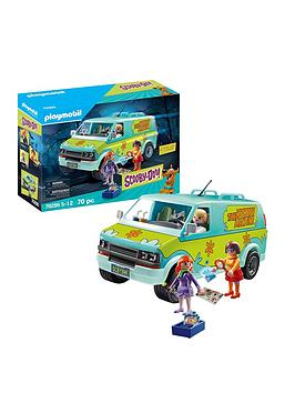 PLAYMOBIL Playmobil Scooby-Doo! Mystery Machine Picture