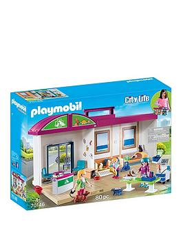 playmobil-playmobil-city-life-take-along-vet-clinic
