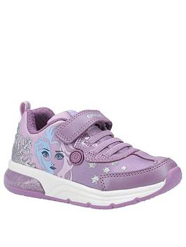Geox Geox Girls Frozen Spaceclub Trainer Picture