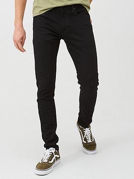 Levi's Levi'S Skinny Taper Jeans Stretch Performance Denim -  ... Picture