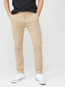 Levi's Levi'S Slim Taper Fit Chinos - True Chino Shady Picture